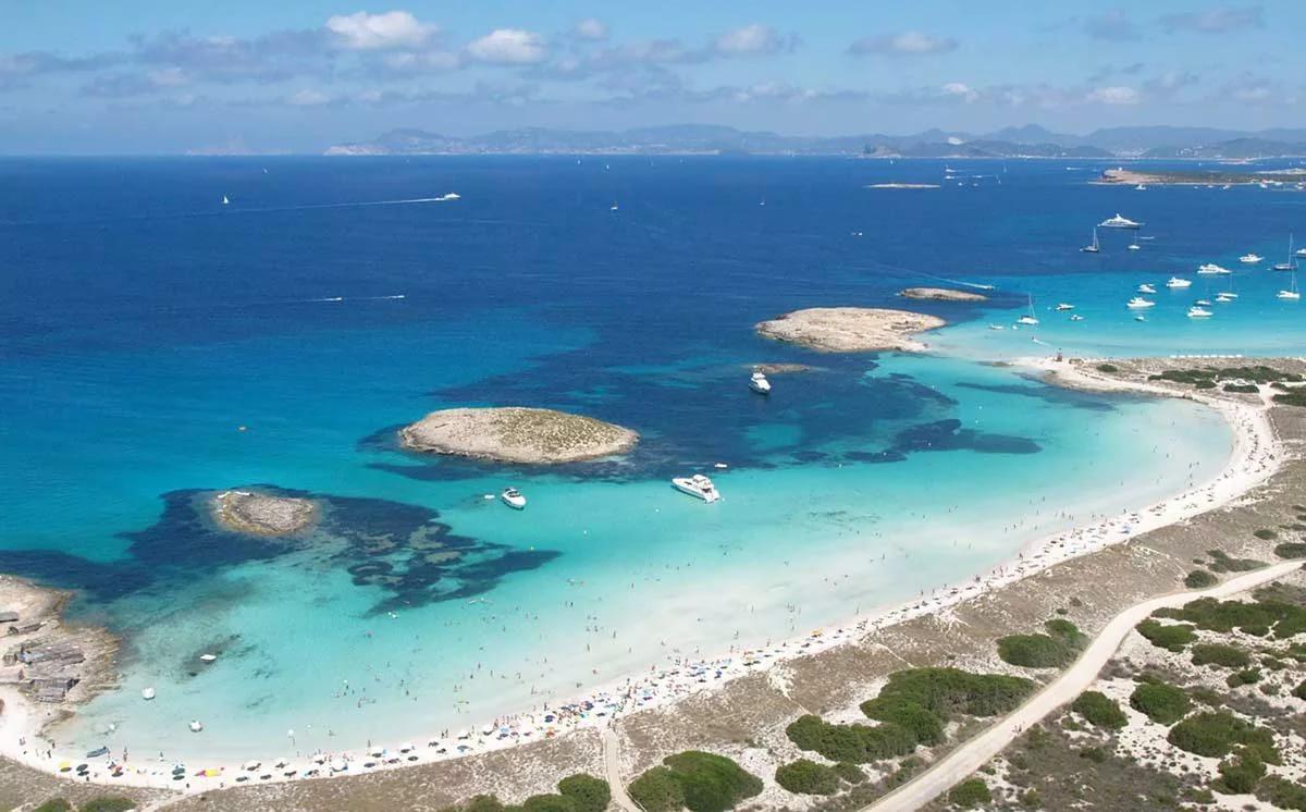 Где в Европе самые чистые пляжи
